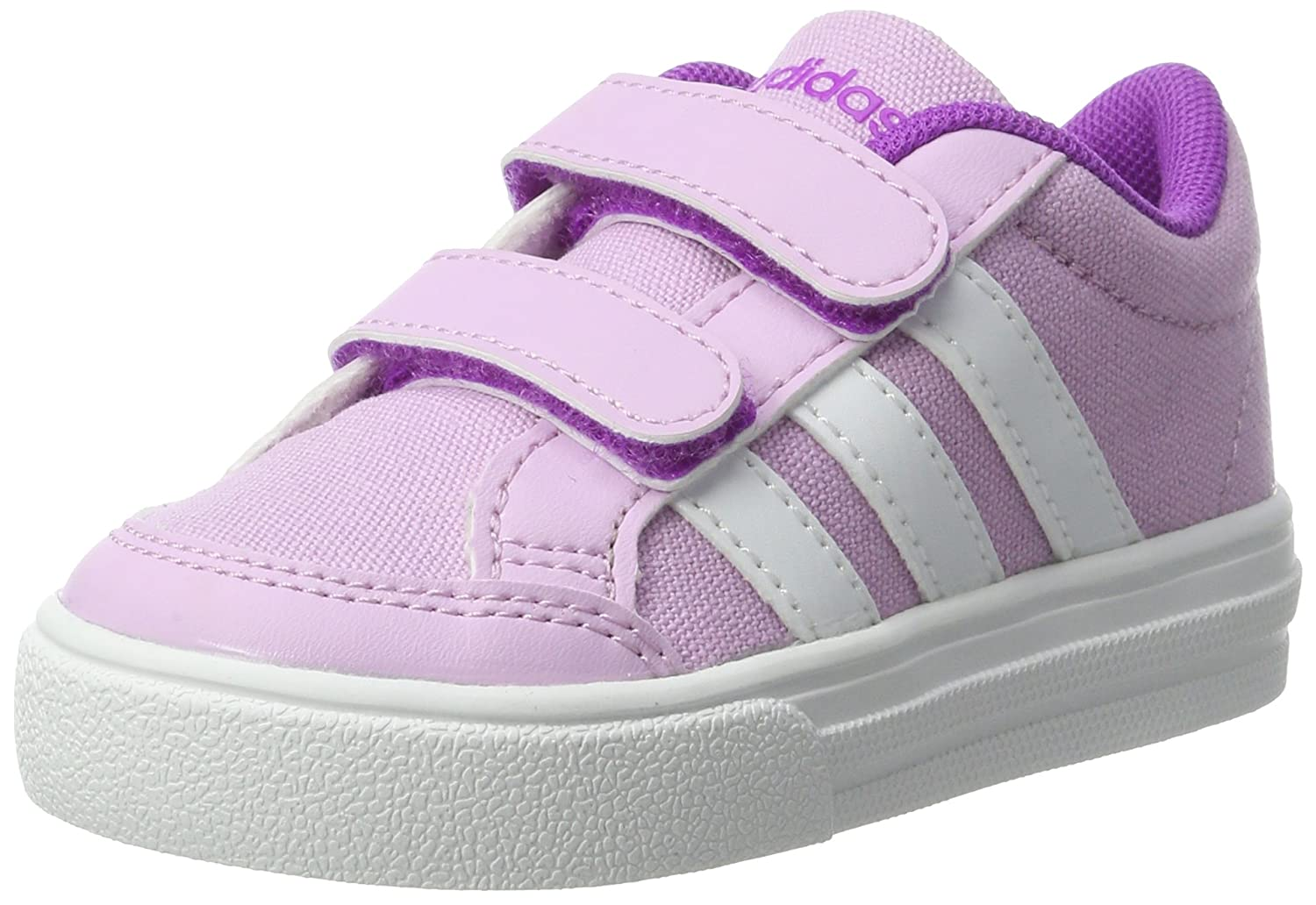 Adidas Vs Set CMF Inf, Sneakers Basses Mixte Enfant