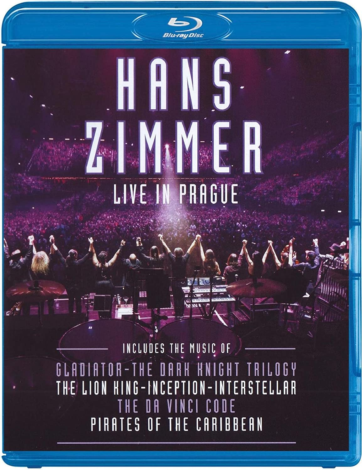 live in prague blu ray amazoncouk hans zimmer czech national
