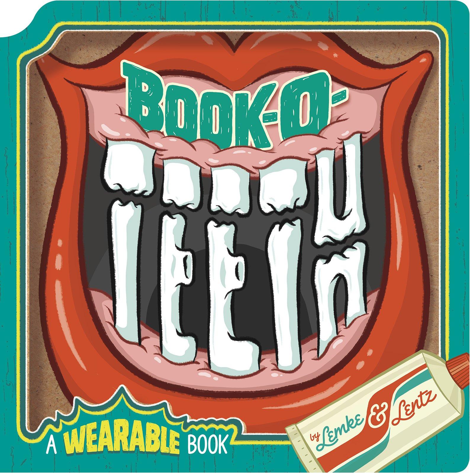 Book-O-Teeth: A Wearable Book (Wearable Books) PDF