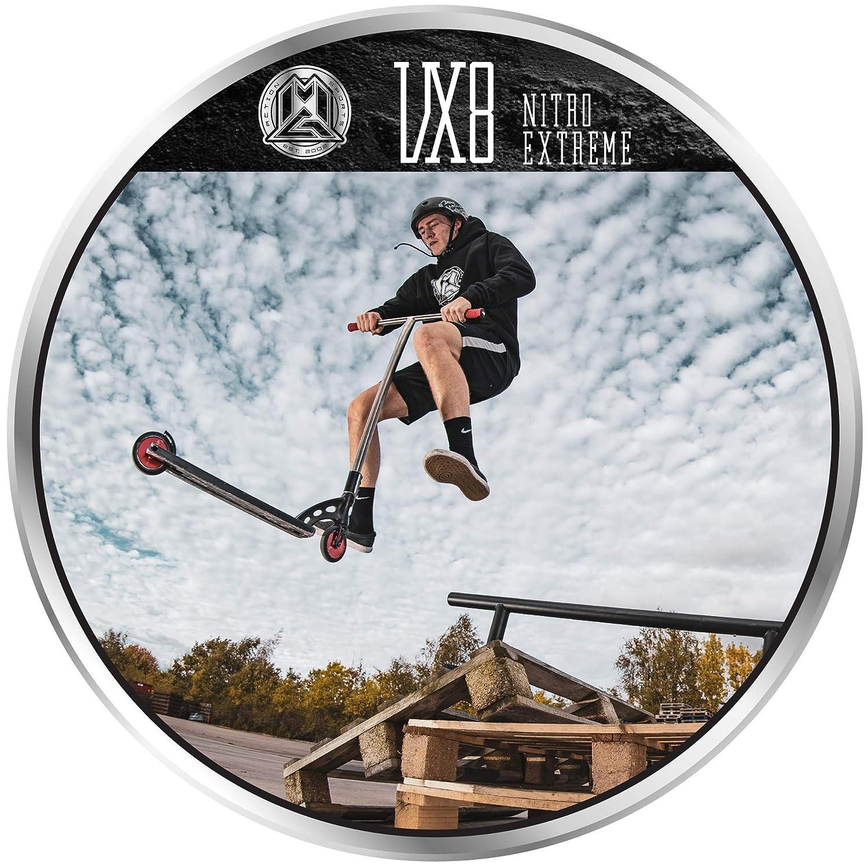 Amazon.com: Madd Gear VX8 Nitro Extreme Pro Scooter ...