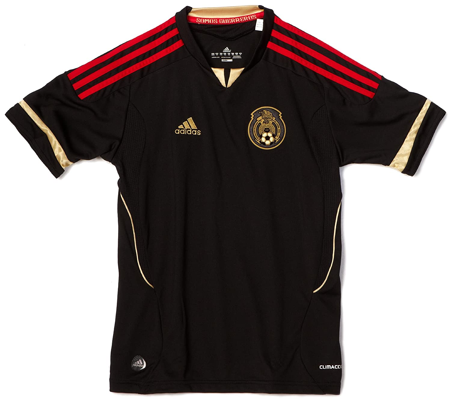 Mexico Away Soccer Jersey Youth