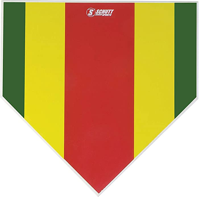 Schutt Sports Baseball/Softball StrikeZone Home Plate Pitching Aid
