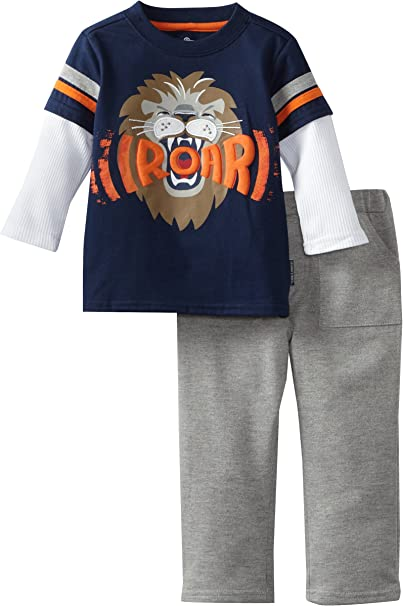 New Sesame Street Infant Baby Boy Short Outfit Navy 12 18 24 Months Set