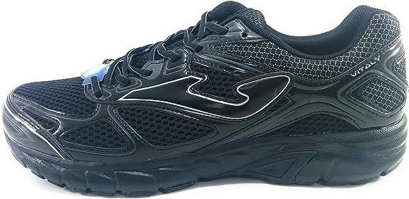 Joma R.Vitaly Zapatillas Running Hombre Negras: Amazon.es: Zapatos y complementos
