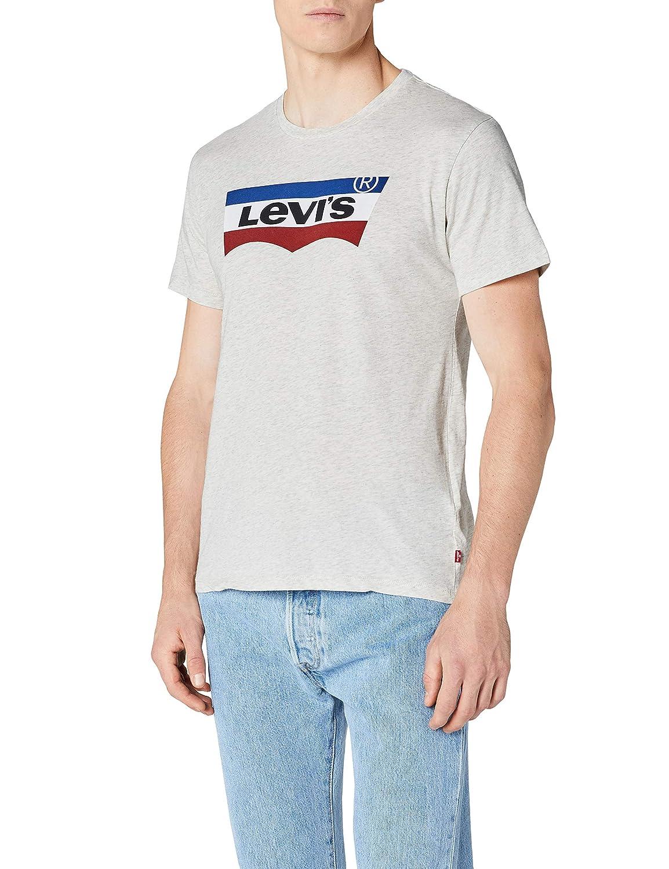 TALLA M. Levi's Batwing Number 3 Camiseta para Hombre