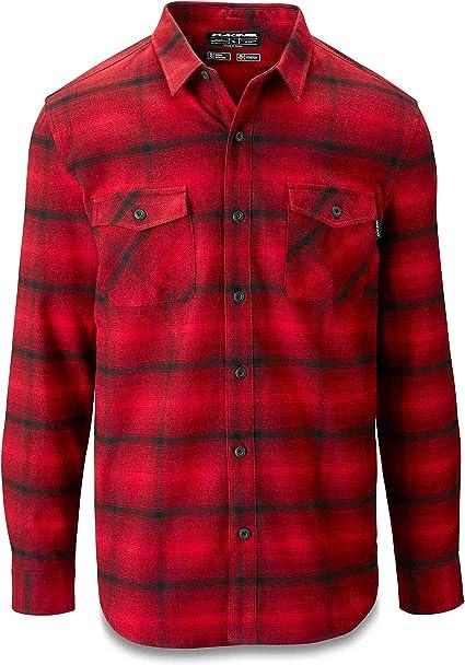 Dakine 10001173 camisa de franela para hombre: Amazon.es: Ropa y accesorios