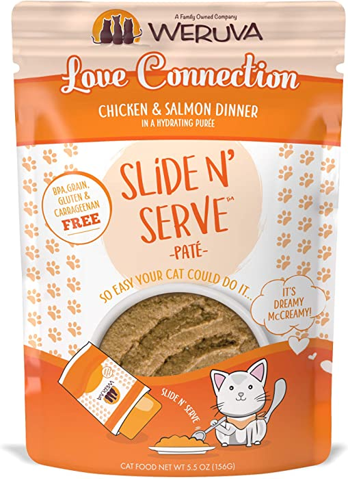 The Best Fattening Cat Food Singleserve