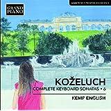 Sonates pour clavier (Intégrale - Volume 6)