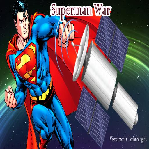 SuperMan Space War Game