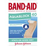 Band-Aid Aquablock Strips 40 Count