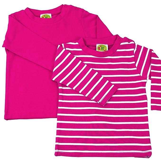 Baby manga larga Camisetas 004975f69ef33