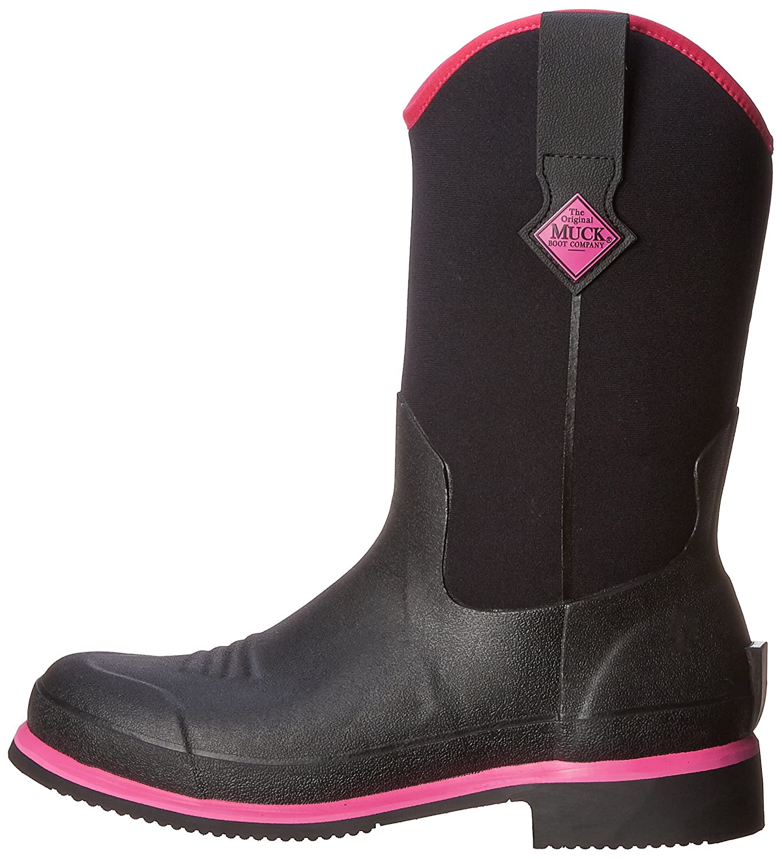 MuckBoots Women's Ryder 6 Mid Boot B00FHVW1QS 6 Ryder W US Black/Pink c4af90