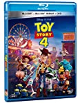Toy Story. Part 4 ( Br+ DVD + Bonus) [Blu-ray]