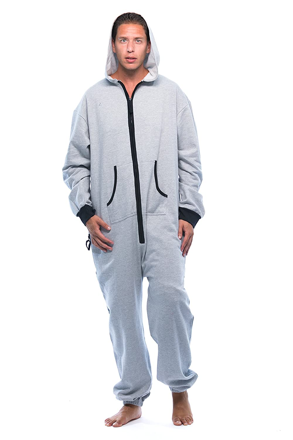 #followme Jumpsuit Adult Onesie Pajamas