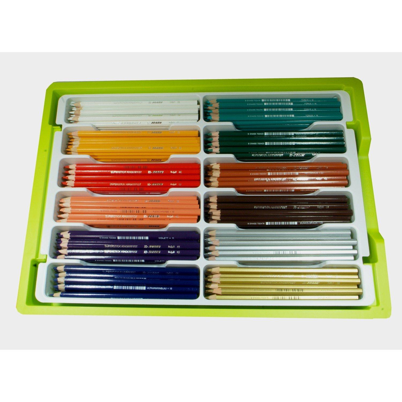 Jolly BigボックスSupersticks、12二次色、300個。9500 – 0004 B009ISLSSI