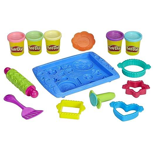 Play-Doh - Fábrica de Galletas, (Hasbro B0307EU8): Amazon.es: Juguetes y juegos