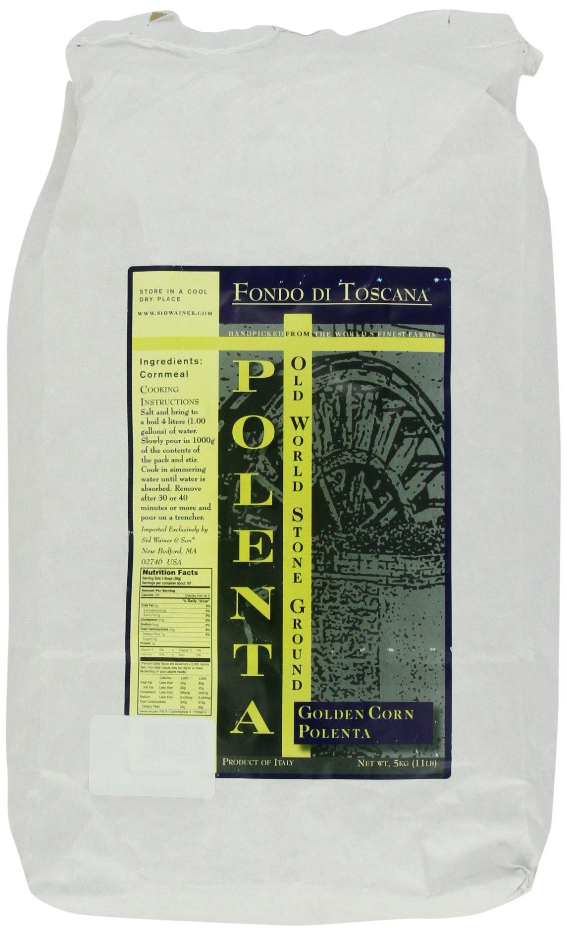 Fondo di Toscana Polenta, Golden, 11 Pound