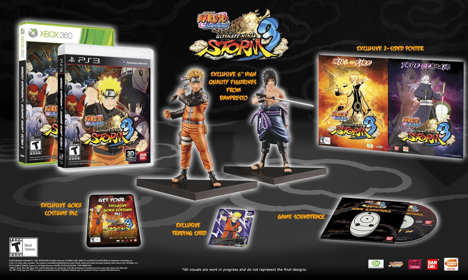 Amazon.com: Naruto Shippuden Ultimate Ninja Storm 3 ...