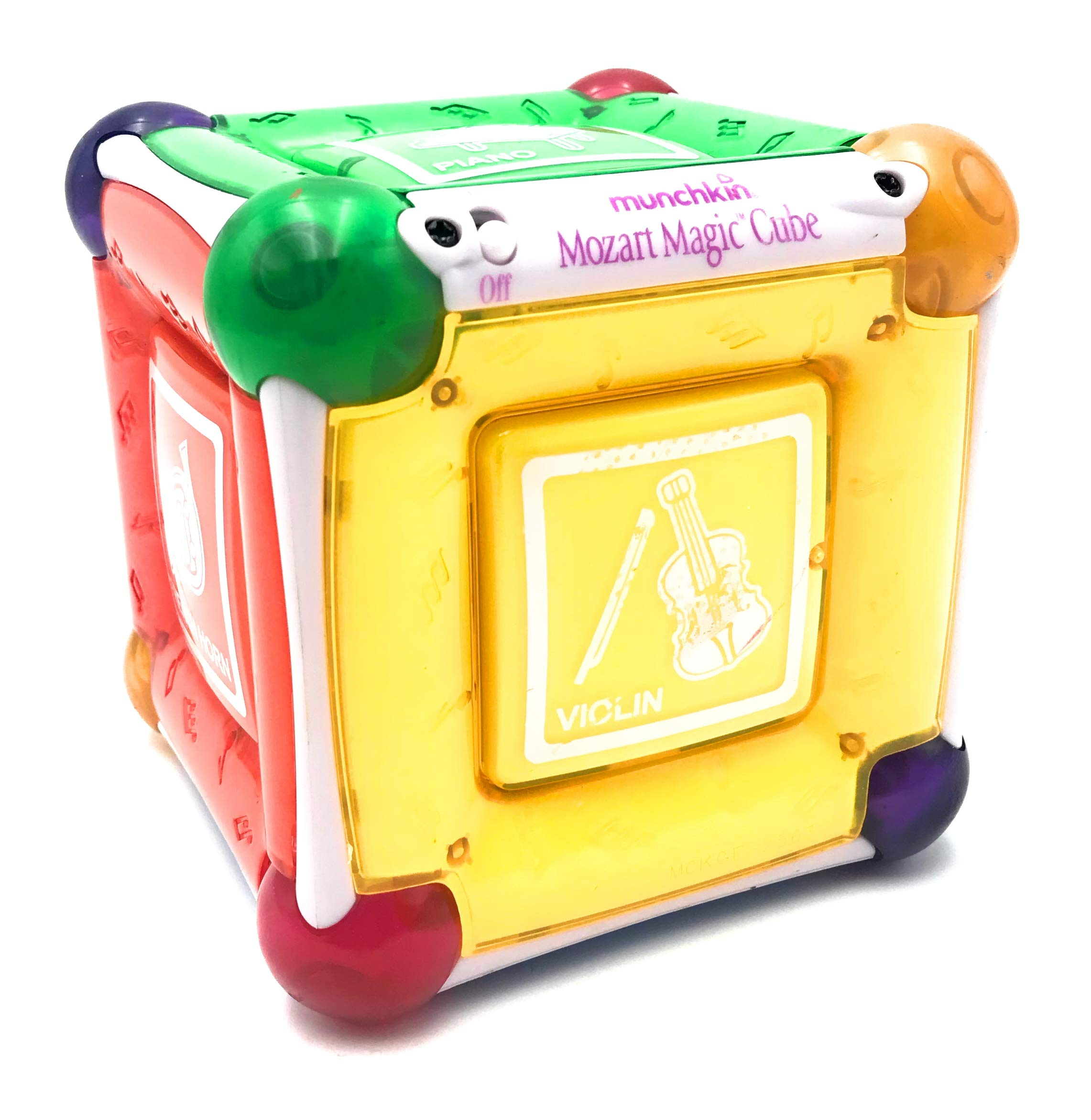 Munchkin Mozart Magic Cube Size: Pack of 1 Toy, Kids, Play, Children- Buy  Online in Andorra at andorra.desertcart.com. ProductId : 3335170.