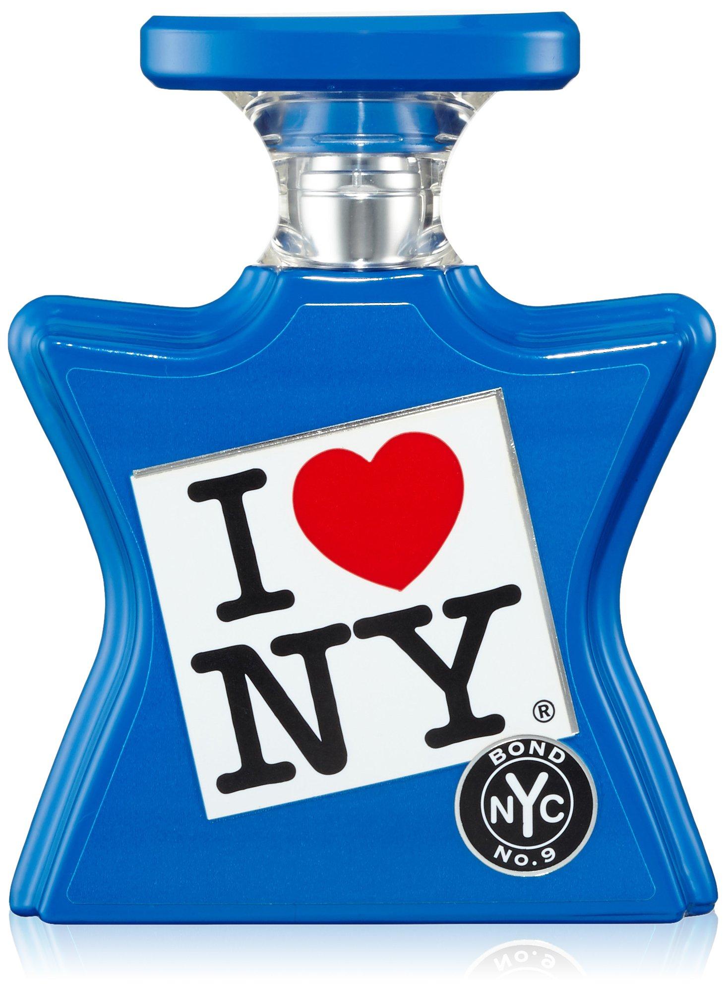Bond No.9 I Love New York Men Eau De Parfum Spray, 1.7 Ounce