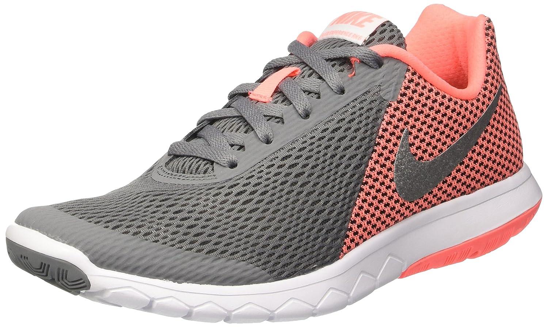 NIKE Women's Flex Experience RN 6 Running Shoe B01H5W52QM 6.5 B(M) US|Cool Grey Metallic Silver Lava