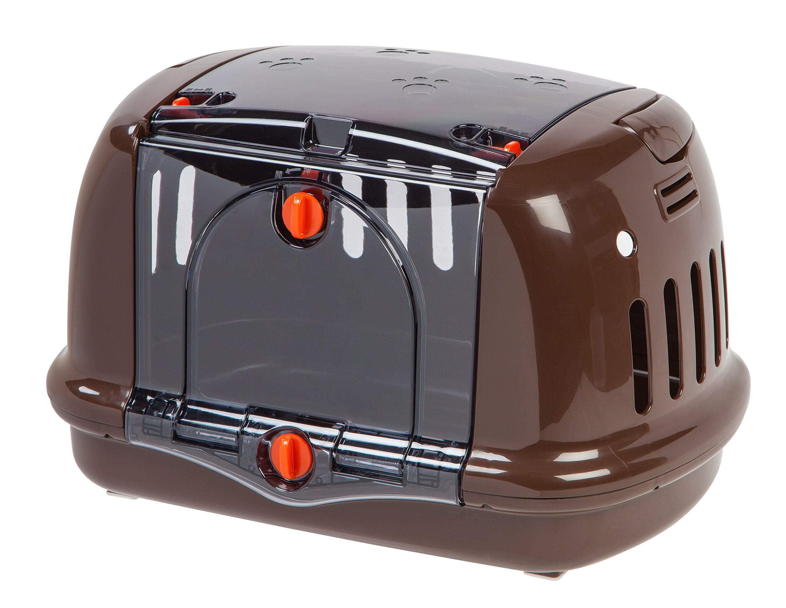 IRIS Small Animal Carrier, Brown