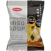 Yutaka Instant Miso Soup Bonito 7.5 g (Pack