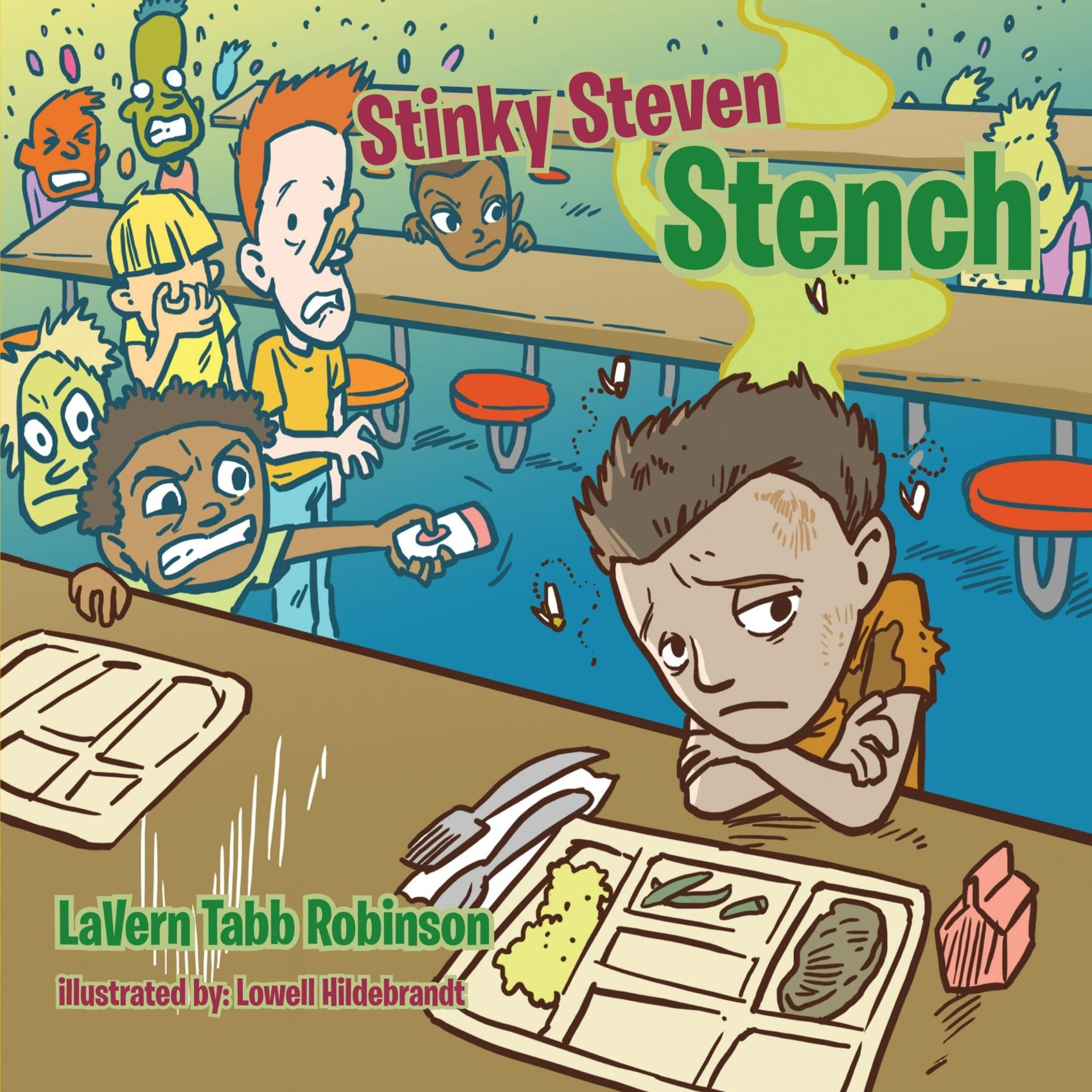 Stinky Steven Stench