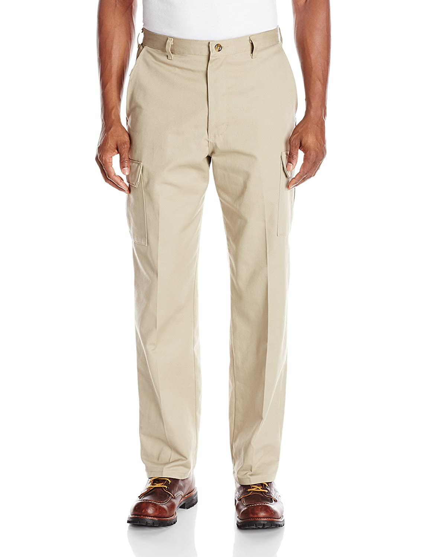 Red Kap Mens Cotton Cargo Pant