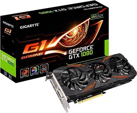 Amazon.com: Gigabyte GeForce GTX 1080 Founders Edition ...