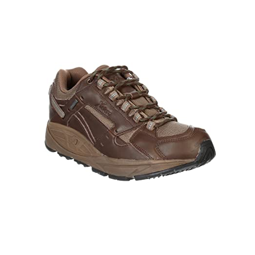 Summit Men's Comfort Therapeutic Extra Depth Hiking Shoe Leather Lace-up