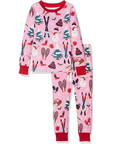 2389a4b816 Hatley Long Sleeve Printed Pyjama Sets