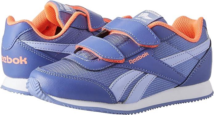 Reebok Royal Cljog 2Rs 2V, Zapatillas de Deporte para Niñas, Morado (Lilac Shadow/Lilac Glow/Guava Punch), 34 EU: Amazon.es: Zapatos y complementos