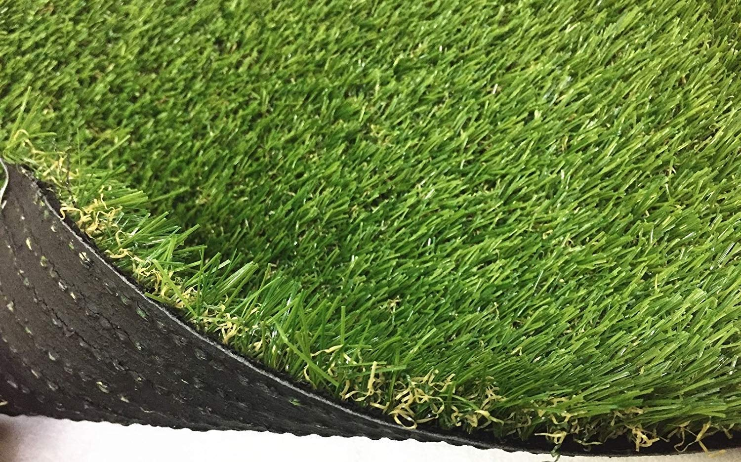 ARKMat G25B-2-1.5M Lords Artificial Grass, Green, 2 x 1.5 m | High Density Fake Turf | Cheap Natural & Realistic Looking Astro Garden Lawn G25B-2-1M