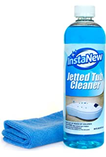 Jetted Tub Cleaner by InstaNew   16 ounces  Jacuzzi and Bath Tub Jet System  CleanerAmazon com  Oh Yuk Jetted Tub System Cleaner 16 ounces  Home   Kitchen. Keep Jacuzzi Tub Jets Clean. Home Design Ideas