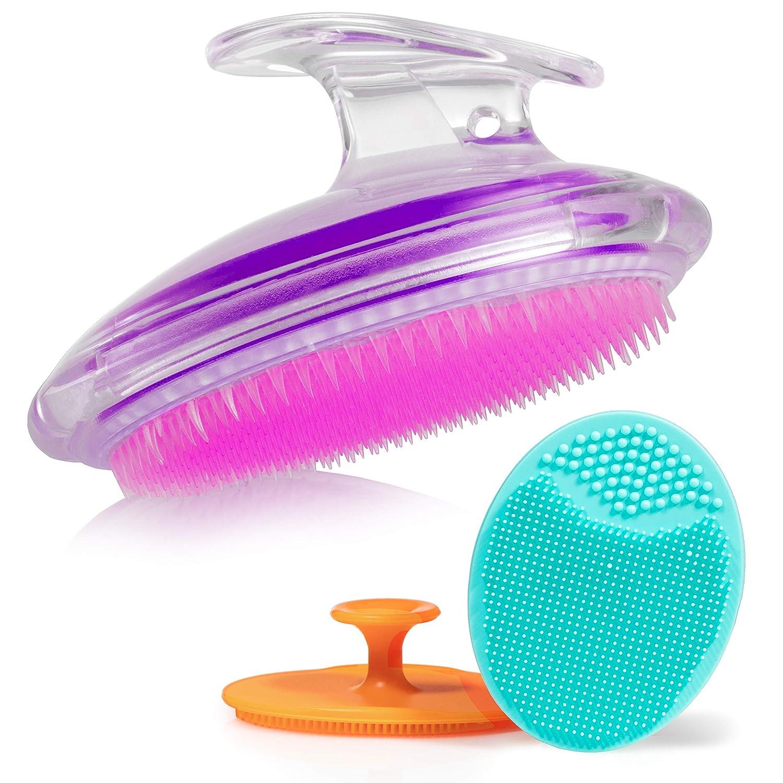 Amazon Com Exfoliating Brush For Razor Bumps And Ingrown Hair