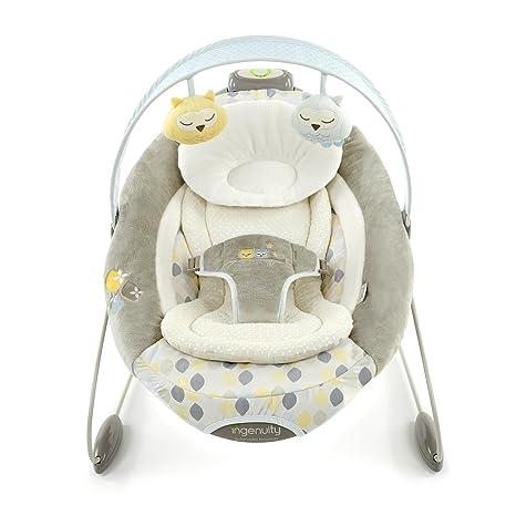 Ingenuity SmartBounce Winslow - Hamaca: Amazon.es: Bebé