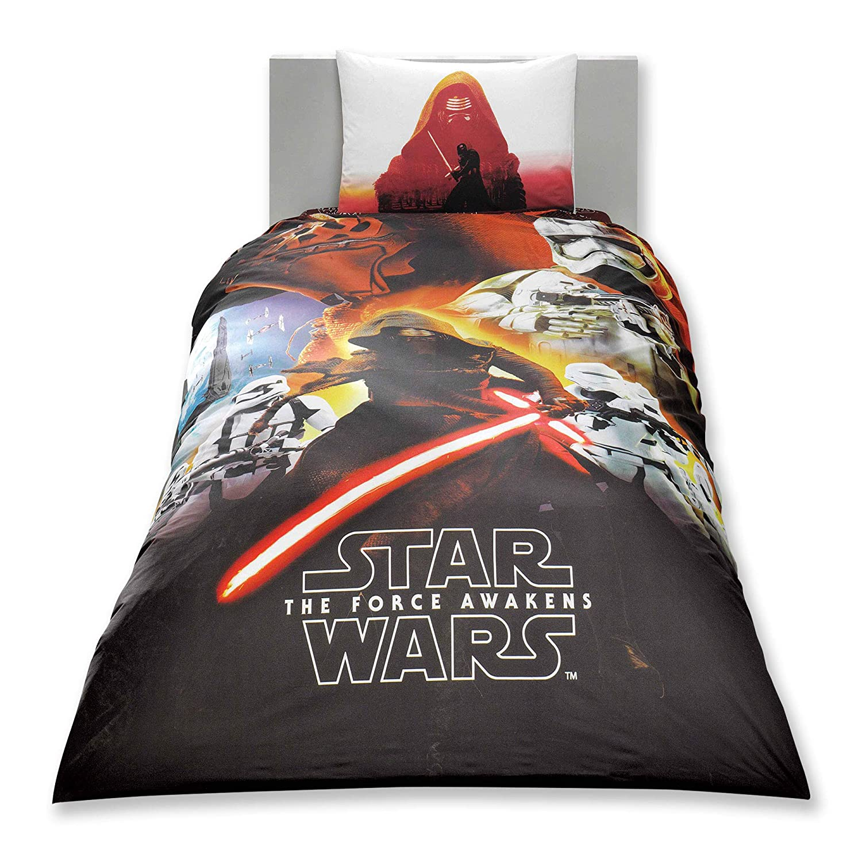 Amazon Com Star Wars Bedding Set Twin Home Kitchen