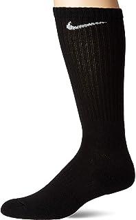 Amazon.com: NIKE Performance Cushion Crew Training Socks (3 ...