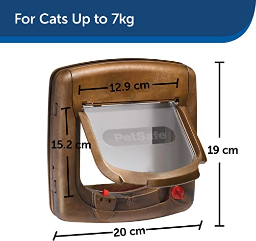 Petsafe - Staywell Deluxe - Gatera magnética: Amazon.es: Productos para mascotas