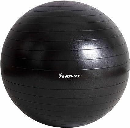 top vit Gymnastikball Gymnastic.Ball f/ür Fitness und Sport/übungen in 3 Gr/ö/ßen 55cm 65cm und 75cm