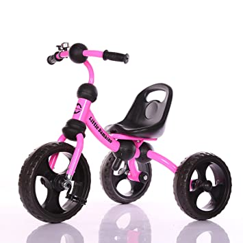 32984be3ce6 LittleBambino Little Bambino Tricycle For Children Toddler Age 2-6 Years  Old Outdoor 3 Wheeler
