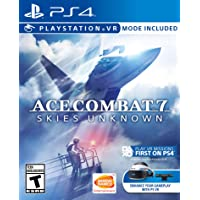 Ace Combat 7: Skies Unknown for PlayStation 4 by Bandai Namco Entertainment America