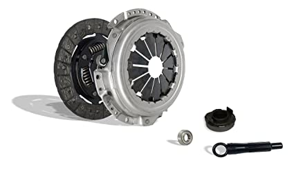 Clutch Kit Works With Honda Civic Crx Base Si Lx Hf Dx Wagon Hatchback Wagovan 1989