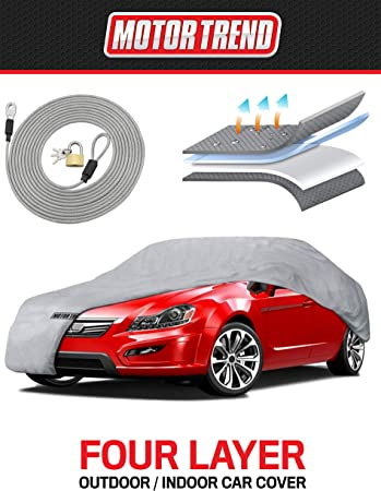 Budge Protector V Car Cover Fits Volkswagen Beetle 1969 WaterproofBreathable
