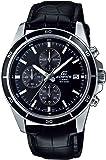 [カシオ]CASIO 腕時計 EDIFICE クロノグラフ 国内メーカー保証1年付き EFR-526LJ-1AJF メンズ