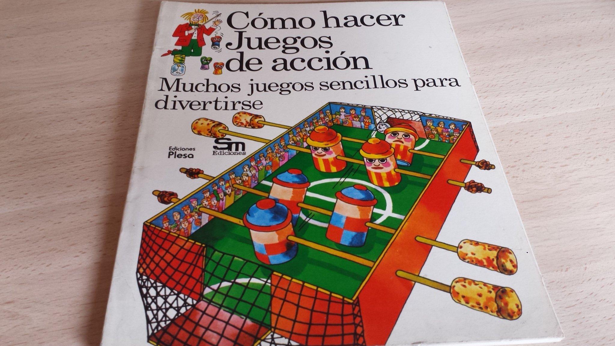 Como Hacer Juegos De Accion Paperback – October 1, 1986
