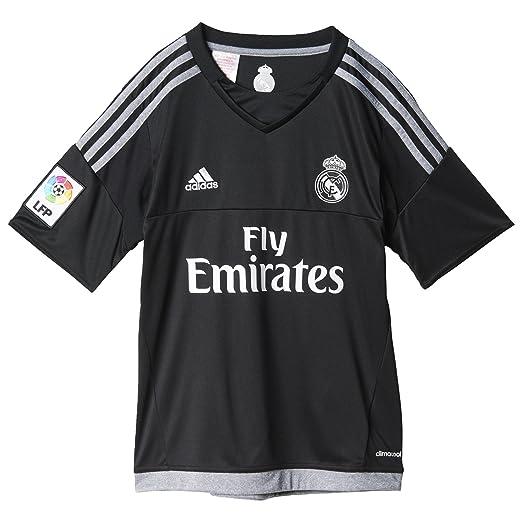 1 opinioni per Adidas Real Madrid Replica, Maglietta da Portiere di calcio per Bambino
