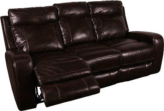 Amazon.com: Porter Designs Austin Leather-Look Power ...