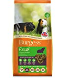 Excel Burgess Nuggets with Mint Guinea Pig Food 10 kg